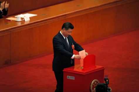 Xi Jinping (AP)